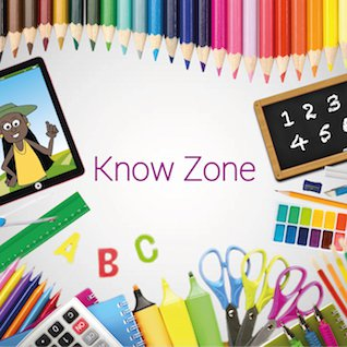 Know Zone card
